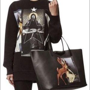 💯 Authentic Givenchy Antigona Bambi tote
